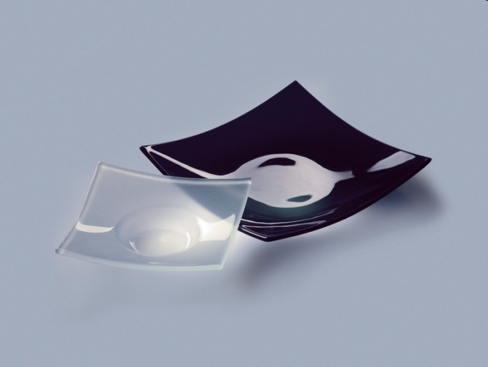 Тарелка из стекла Vian