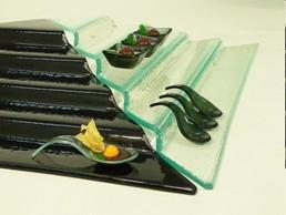 стеклянная посуда Axum
