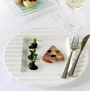 Форма тарелок Z