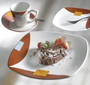 Steelite Zen :: Серия посуды Zen