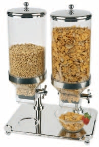 "Диспенсер для мюсли 11834 :: cereal dispenser ""CLASSIC DUO"""