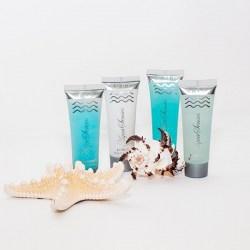Коллекция Aqua Senses :: Серия Aqua Senses - отличный вариант индивидуальной косметики для отелей 3 и 4 звезд.