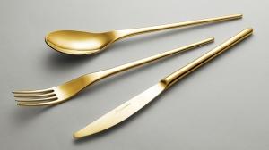 Joly Gold :: Столовые приборы Eme - Joly Gold